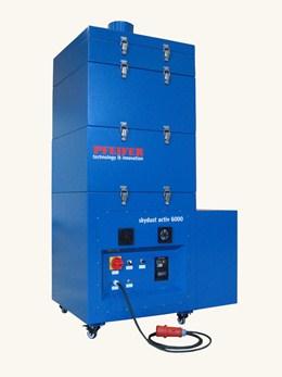 PFEIFER technology Laserabsaugungsanlagen skydust 600
