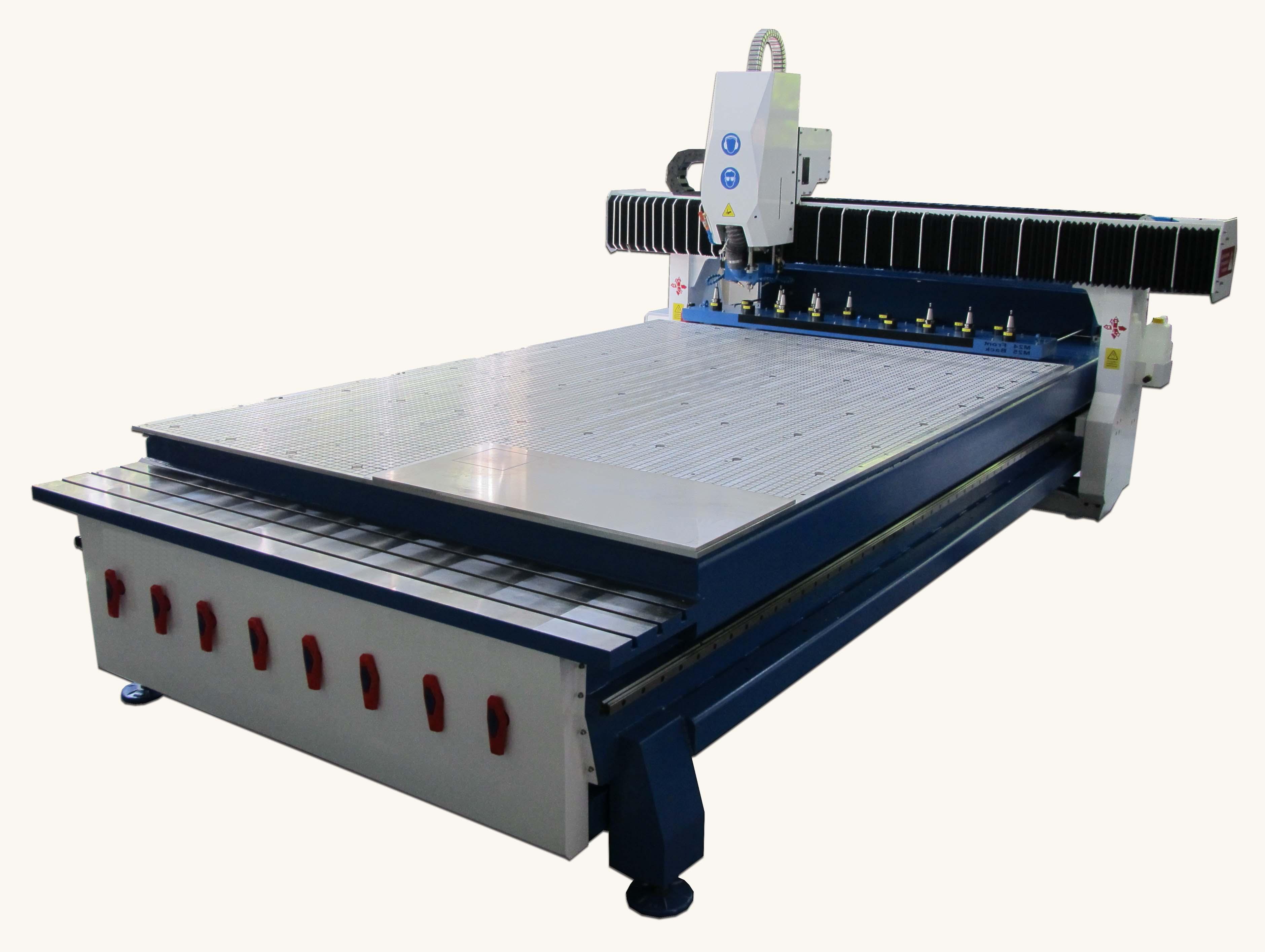 CNC Maschine SkyCNC WM 2030 Frässystem
