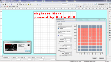 Rofin VLM Visual Laser Marker Software V 5.XXX