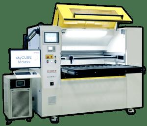 Laserbearbeitungszentrum-skyCube M class